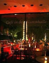 zweite nachtansichten in schäfers cafe kunsthalle bielefeld