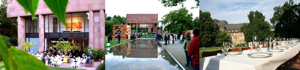 kunsthalle bielefeld cafe ansicht